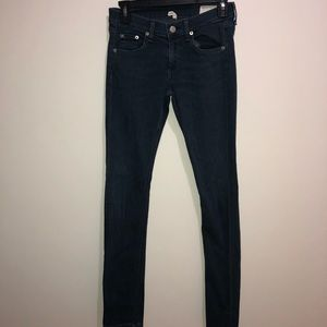 Rag and Bone Size 26 Skinny Jeans in Richmond